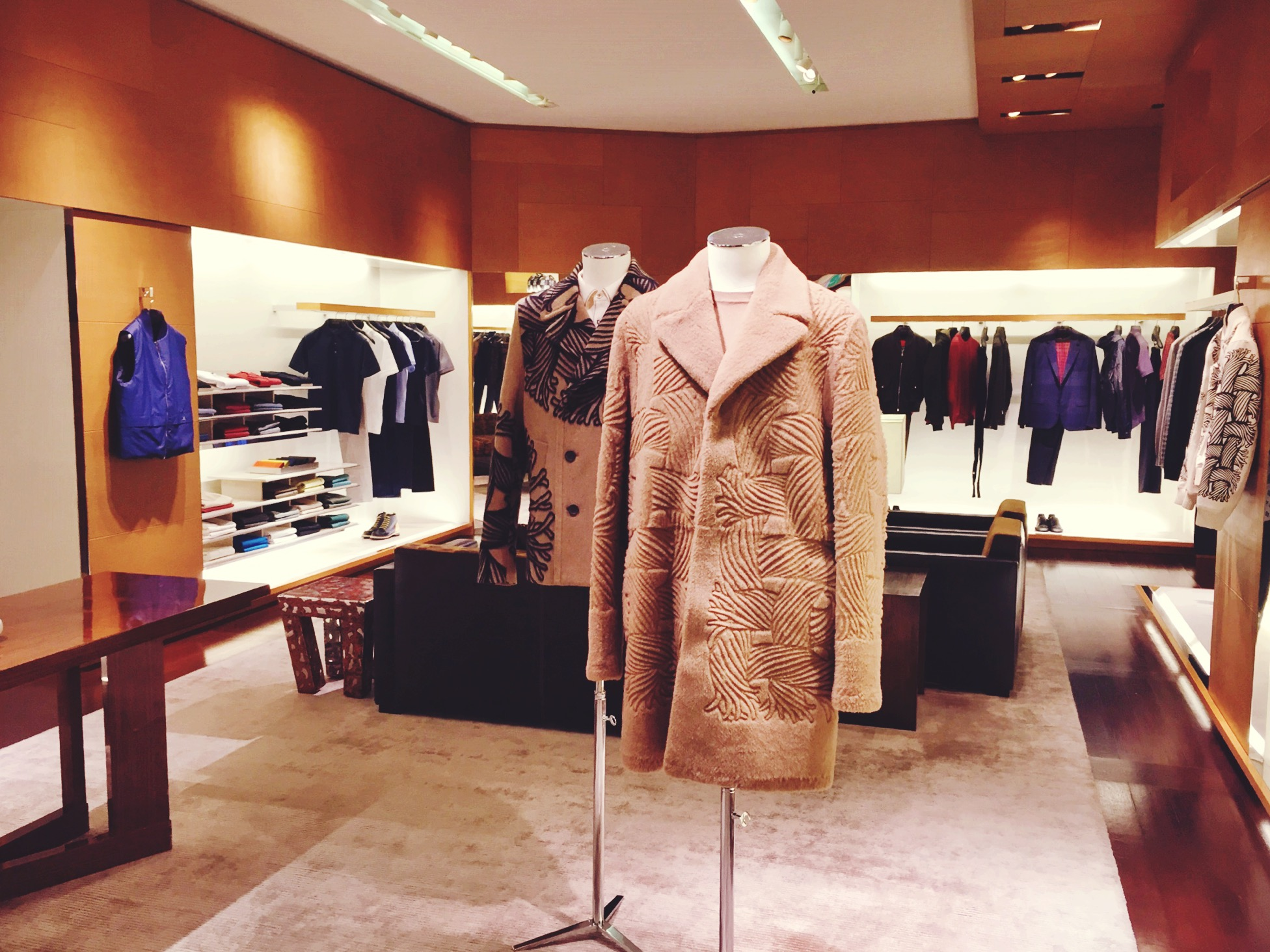 Louis Vuitton in London
