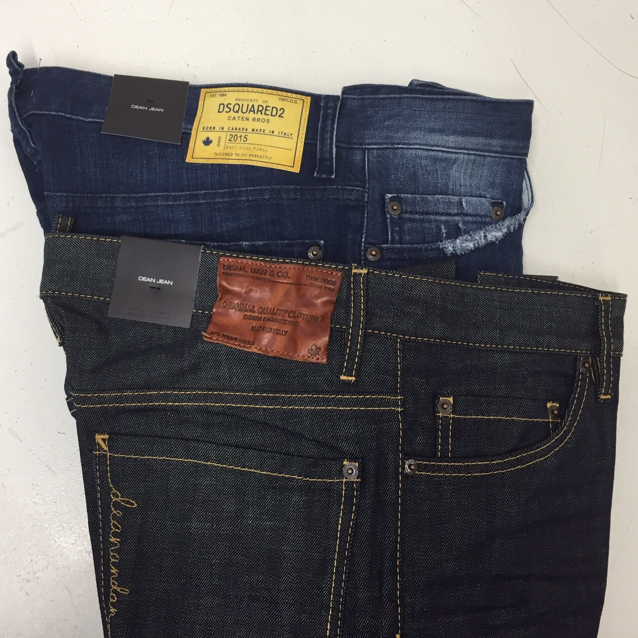 Denim Alterations