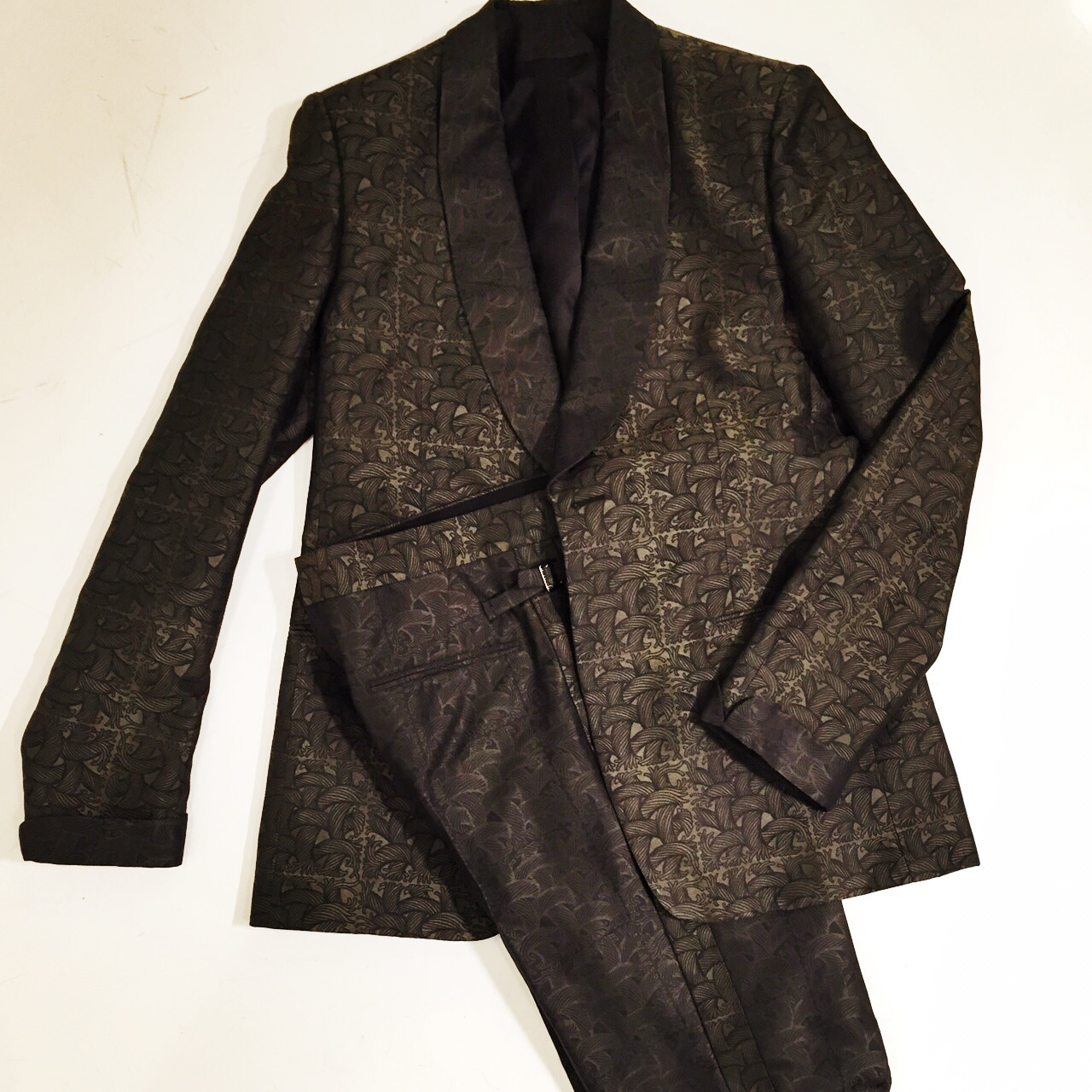 Louis Vuitton Suit