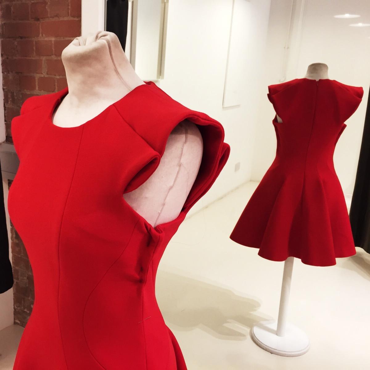 McQueen Dress