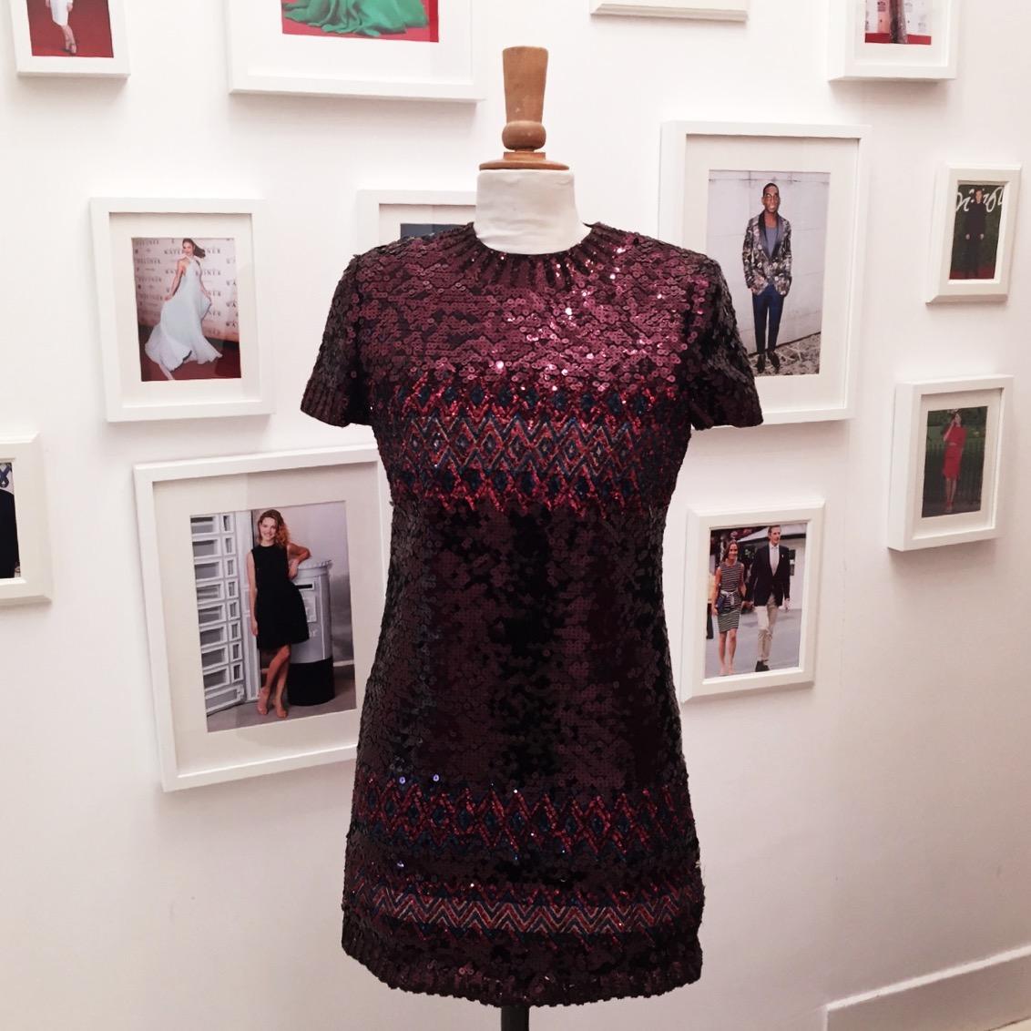 Winter Designer Dress