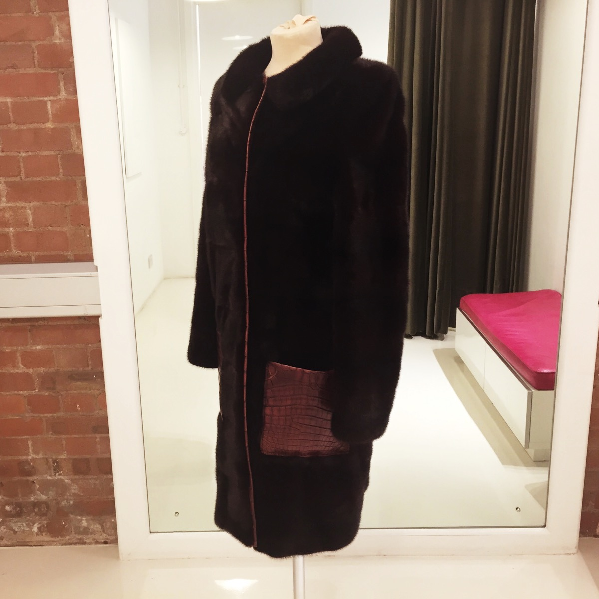 Leather Coat Alterations