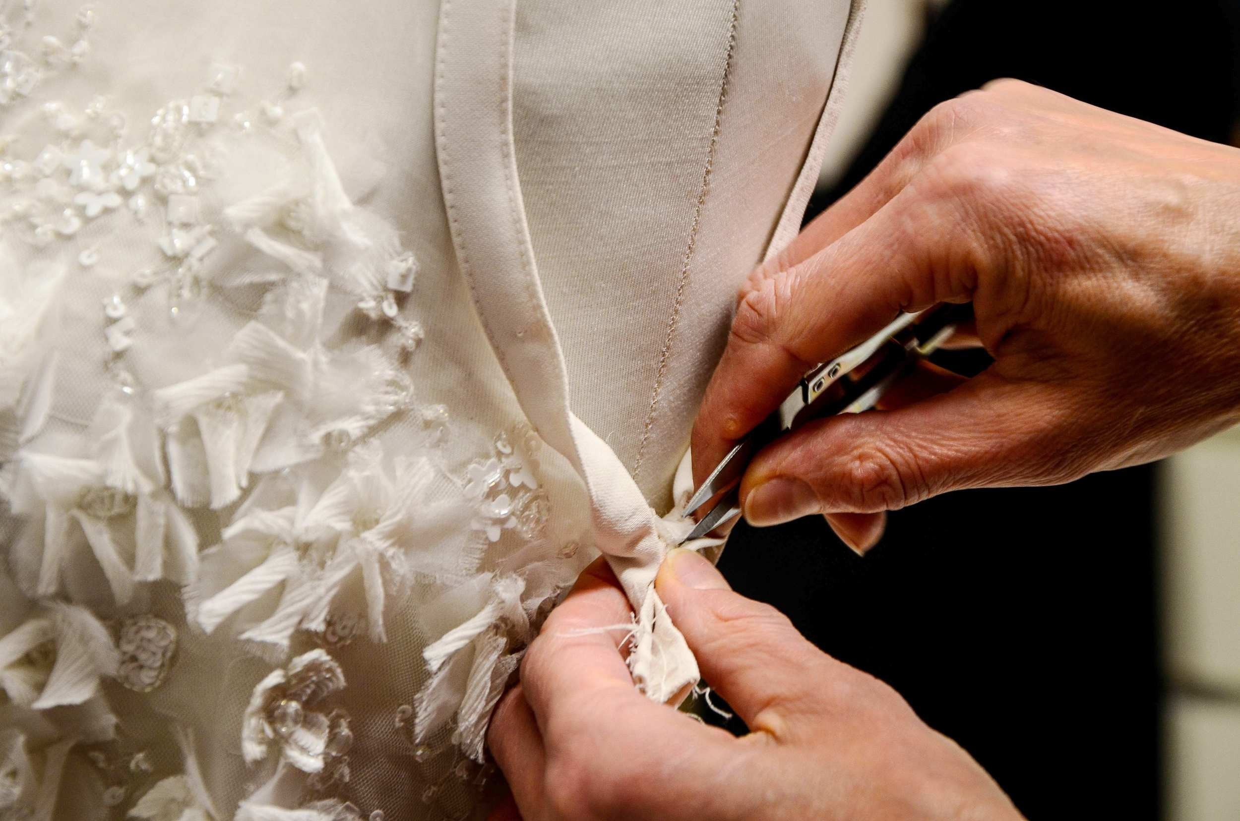 Beaded Dresses Alterations