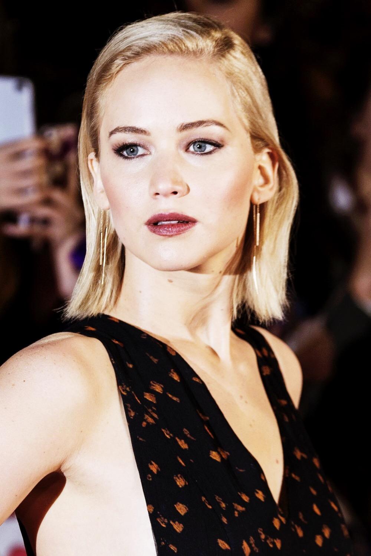 Jennifer Lawrence Dior