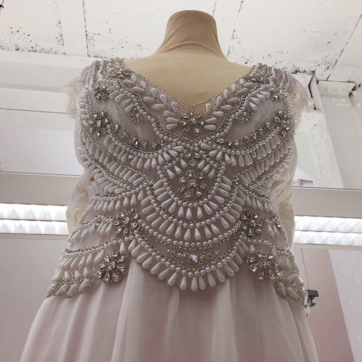 Couture Wedding Gown Alterations 2016