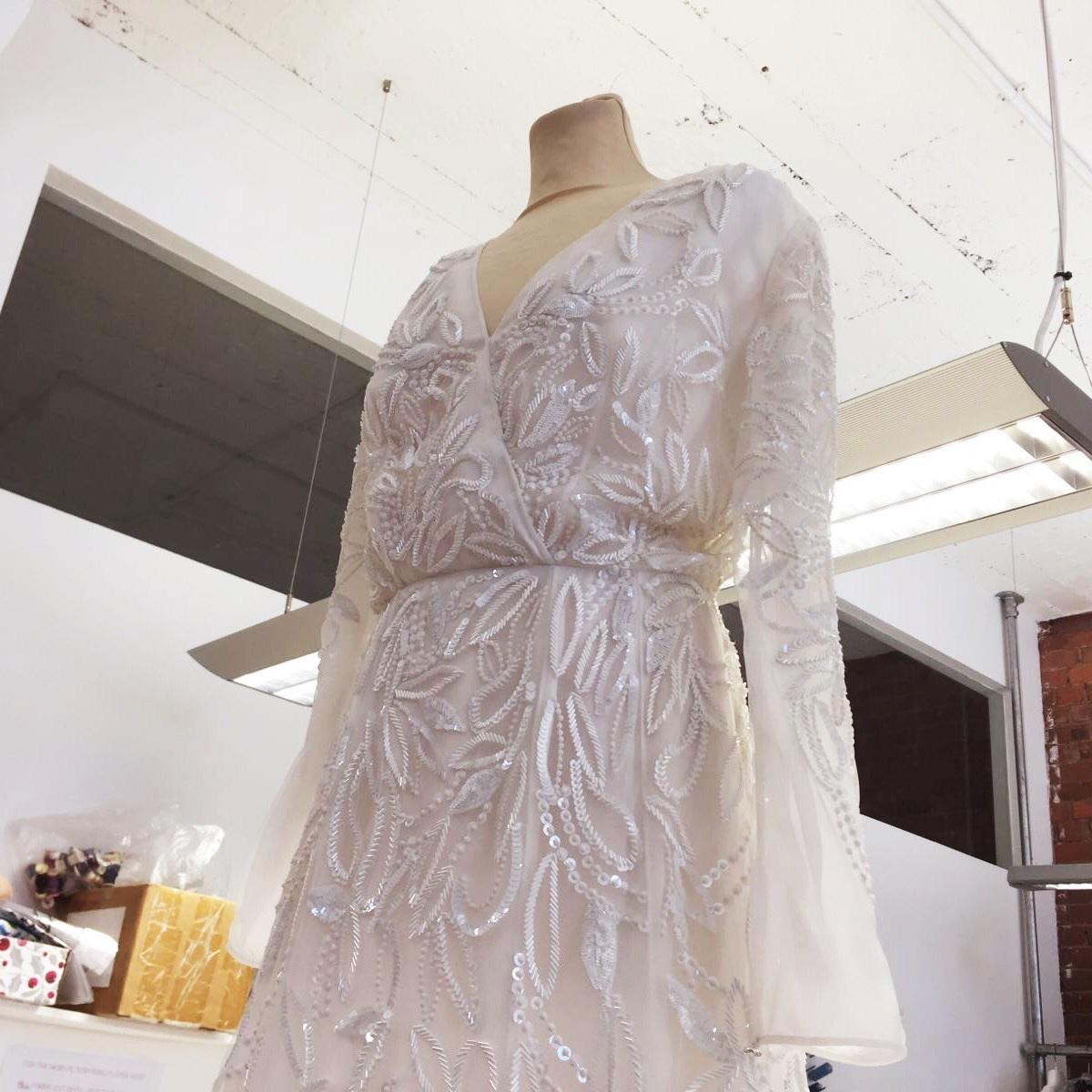 Alterations Wedding Dress