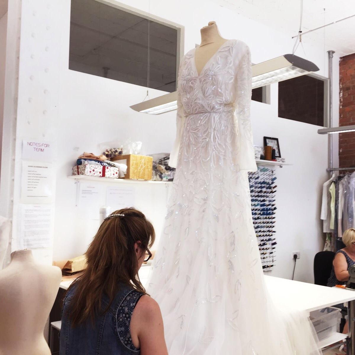 Bridal Gown Seamstress