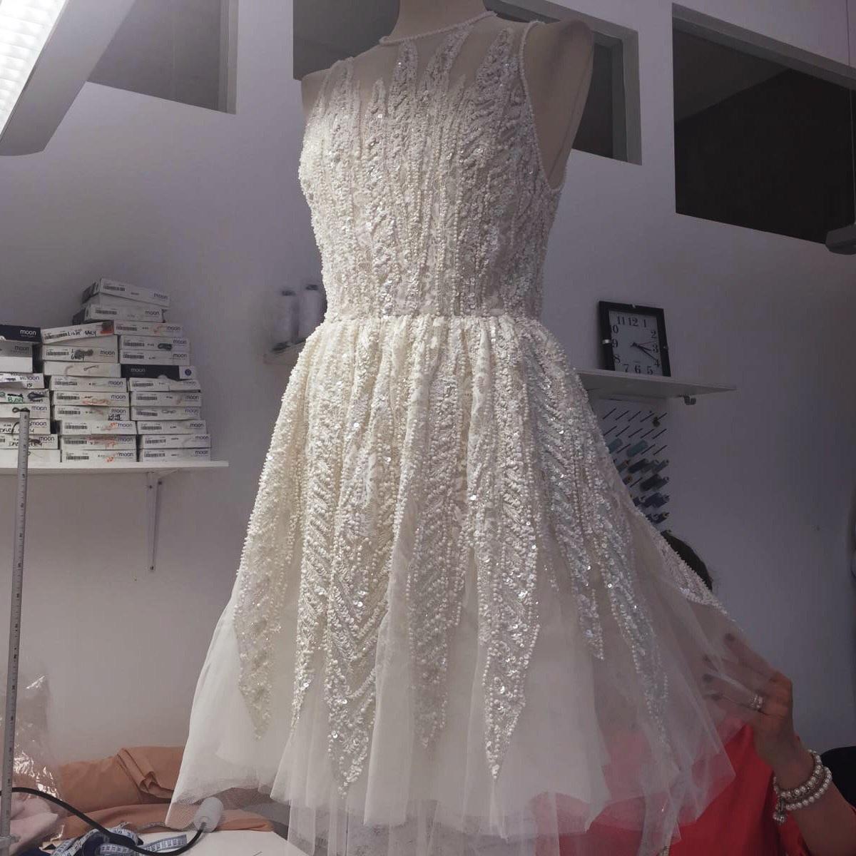 Short Wedding Dresses