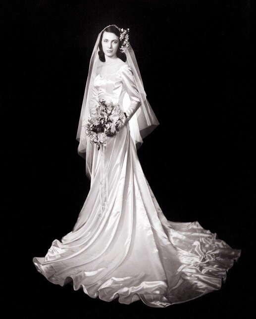 Wedding Dress History