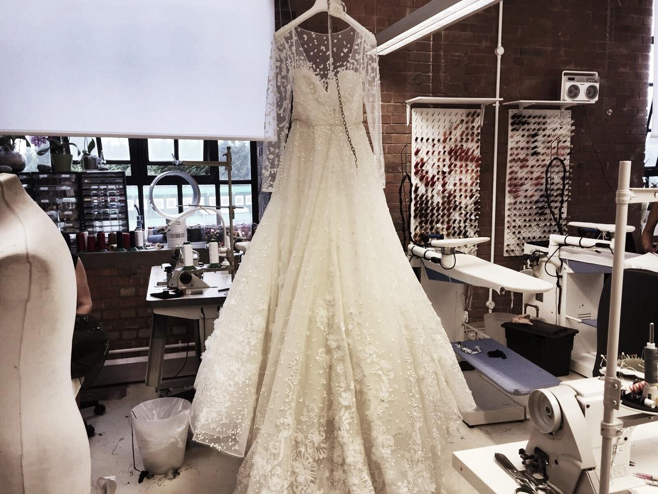 Wedding Dress Seamstress