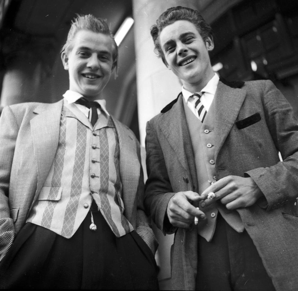 Suits for Short Men