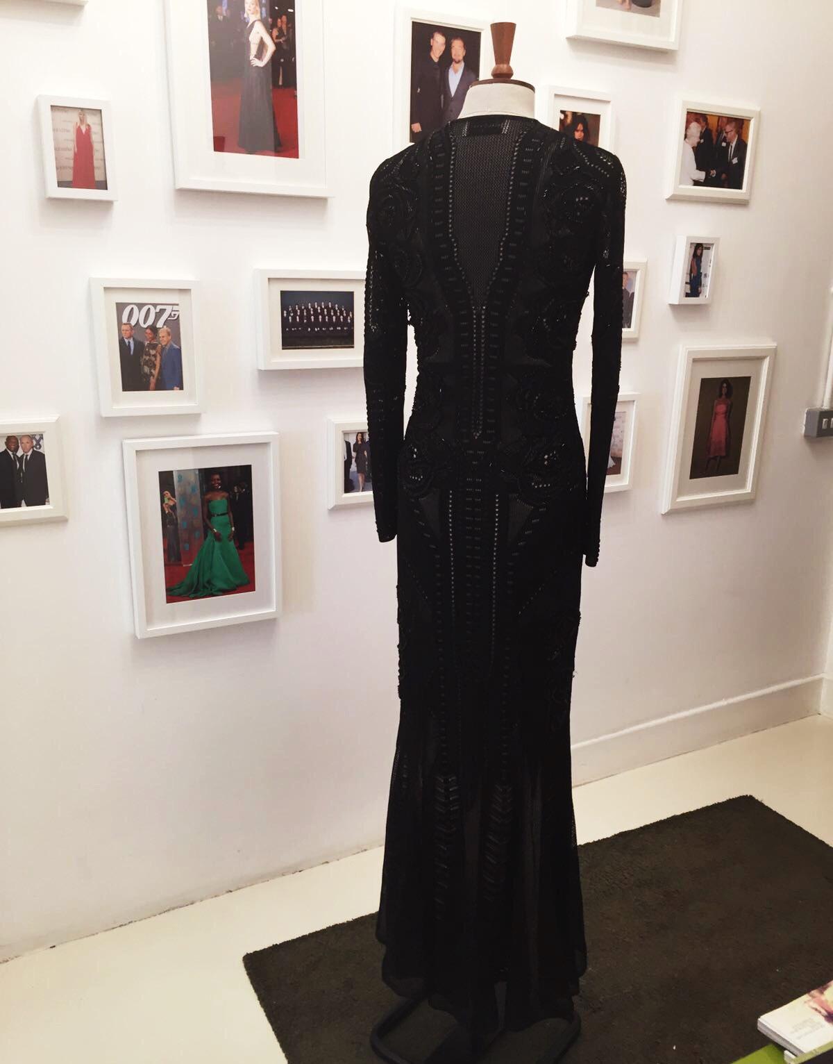 Evening Dress Alterations