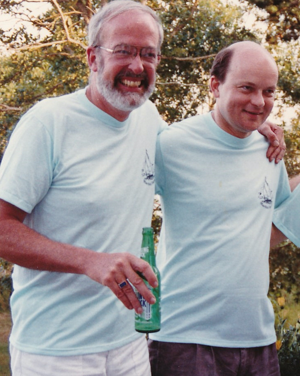 Gardner and Bob happy. Everything on track!