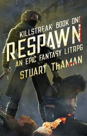 Killstreak - An epic fantasy setting with no logout. If you've never read LitRPG before, this is a good place to start. If you like playing games similar to Skyrim, World of Warcraft, or Assassin's Creed, you'll love Killstreak.The characters exist in a game-like world where everyone has stats and gains experience points, and only some of them are from Earth originally. Part of the main character's quest involves trying to understand and possibly reverse whatever it was that took him to Agglor, the game world.
