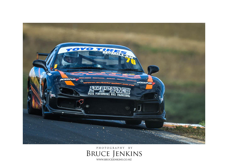 Dean McMillan, Mazda Pro 7