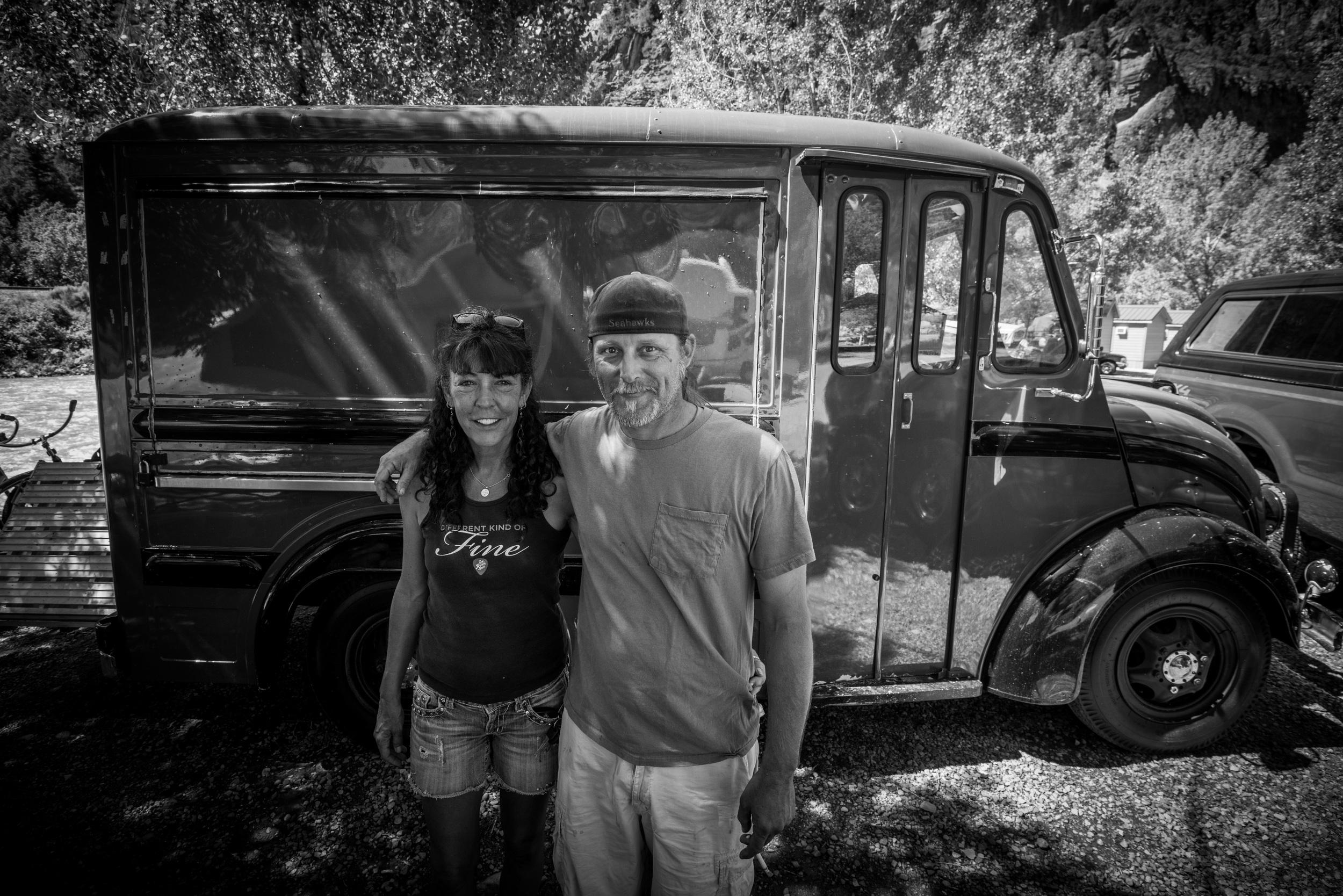 Bruce and Kathy USA tour 2014