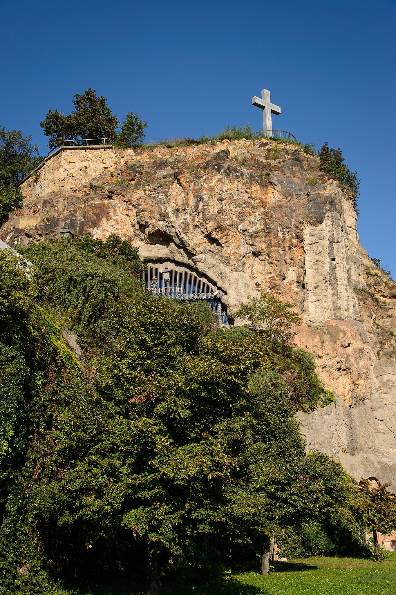 Rock Church in Budapest