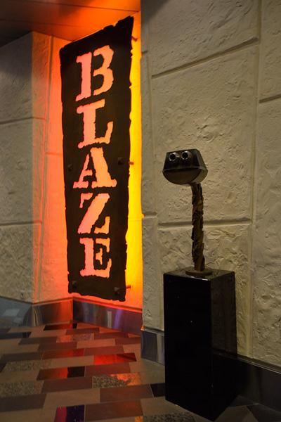 Blaze Night Club