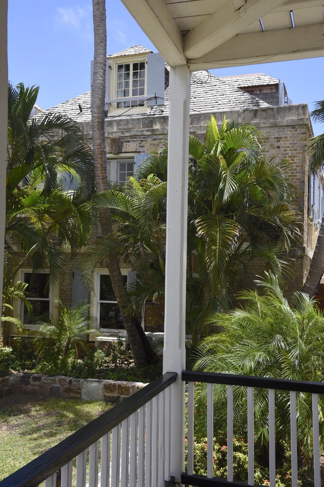Beautifully restored Colonial era buildings in Nelsons Dockyard.