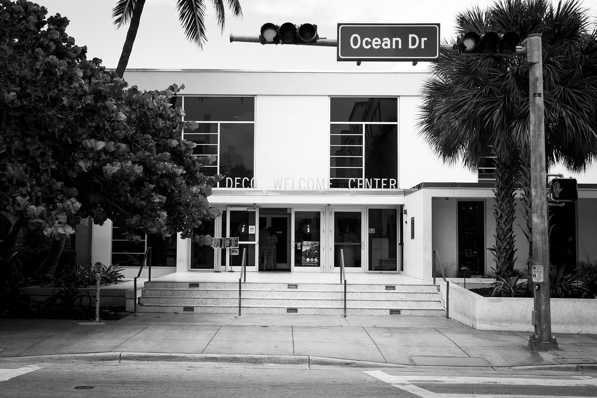 The Miami Design Preservation League Art Deco Welcome Center