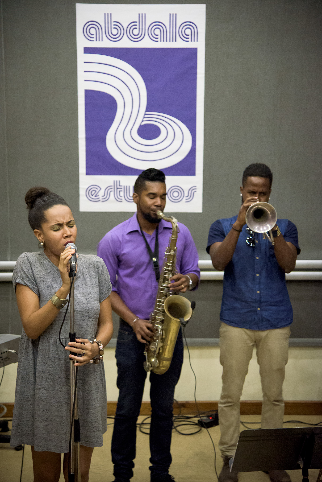 Our Jazz in Havana tour included unique experiences like meeting and jamming with young Cuban musicians at a top recording studio. Having an interest in music and art made this an amazing experience!