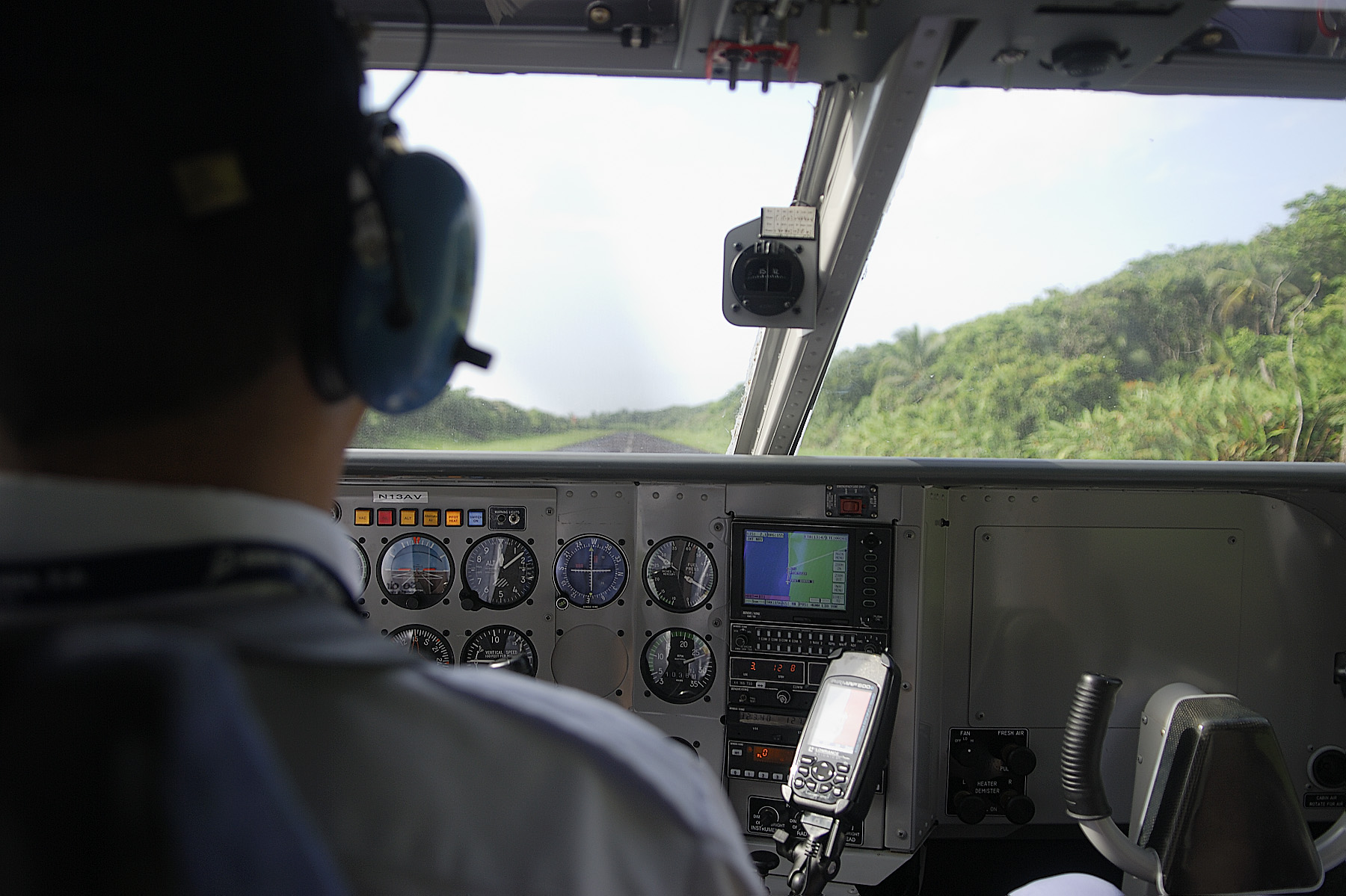 Small plane transfers between locations within Costa Rica can be another exciting part of the trip!