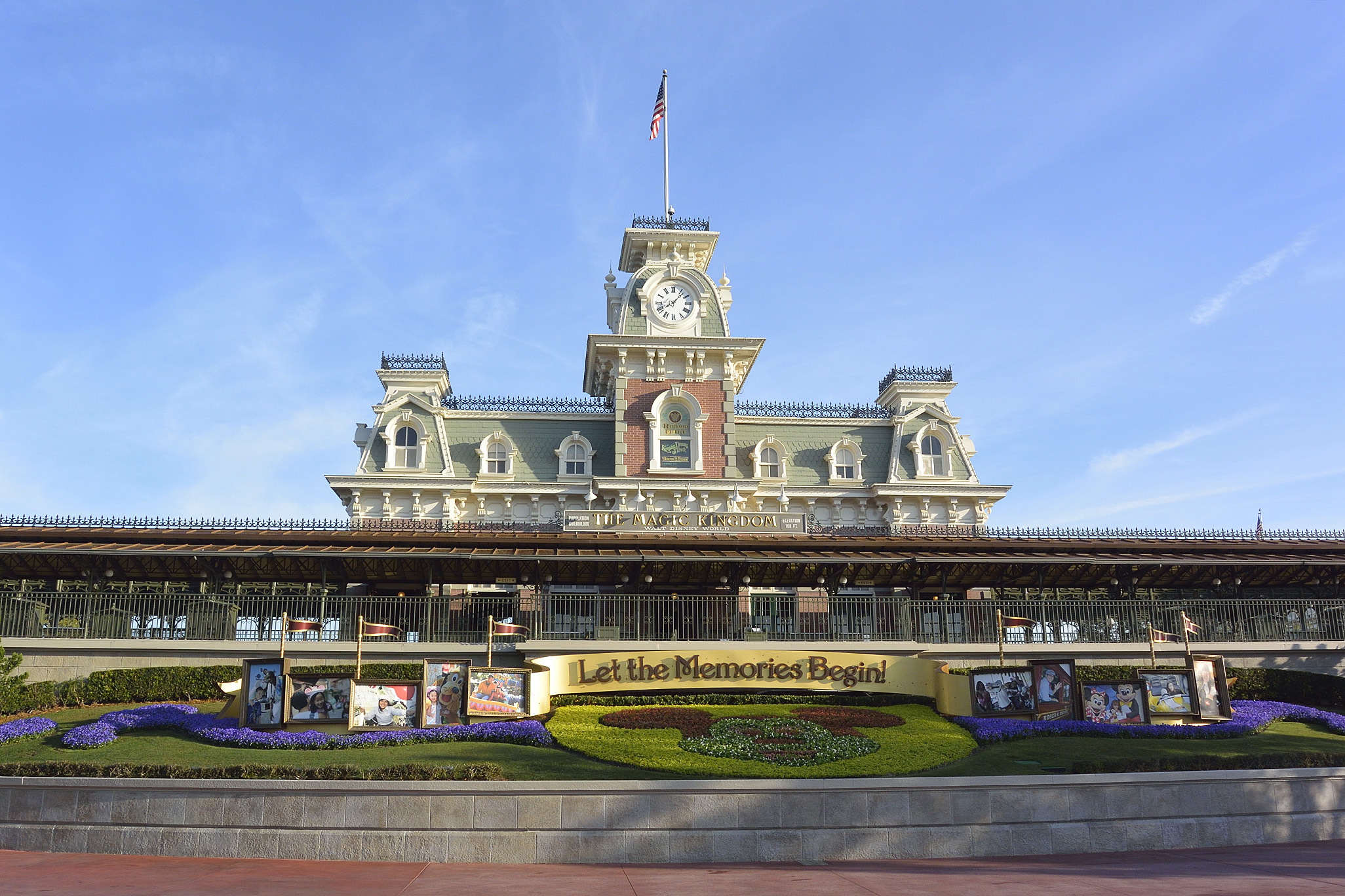 An less than full park is a treat, but expect the day to end early! (Magic Kingdom, FL)