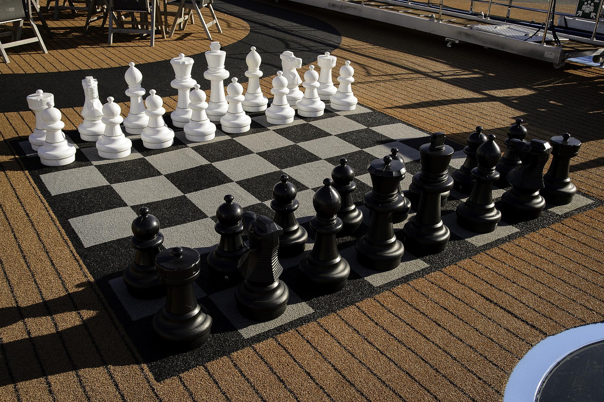 Chess BoardunS