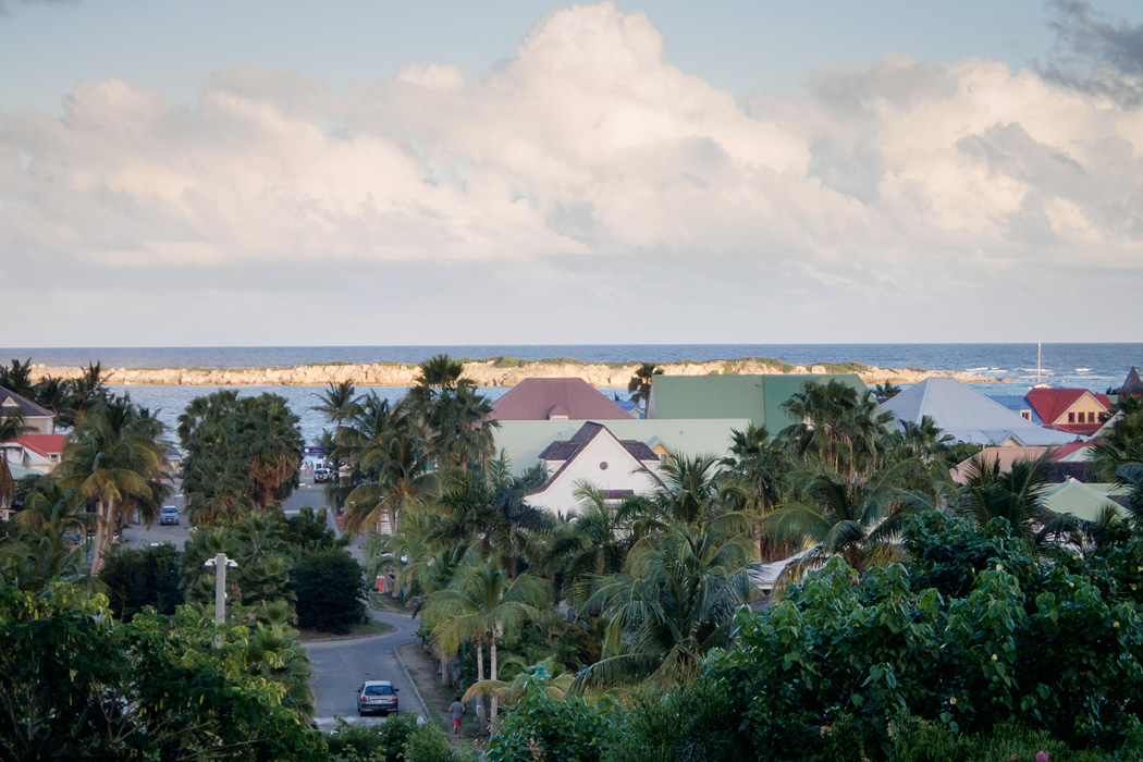 View from Suite 850 at La Plantation
