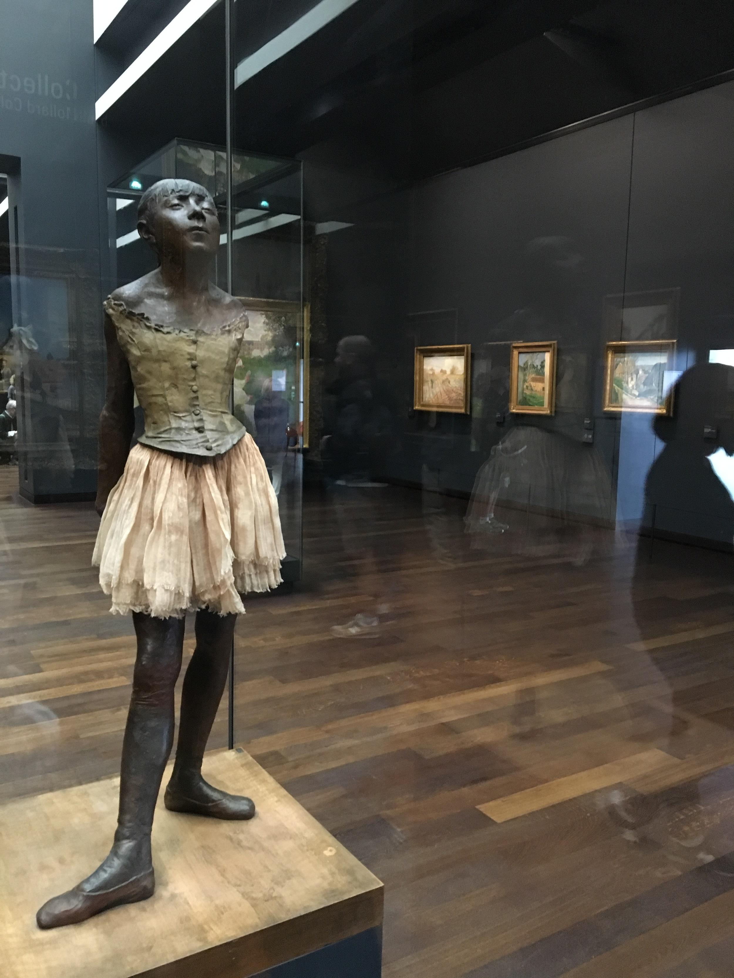 Degas Little Dancer