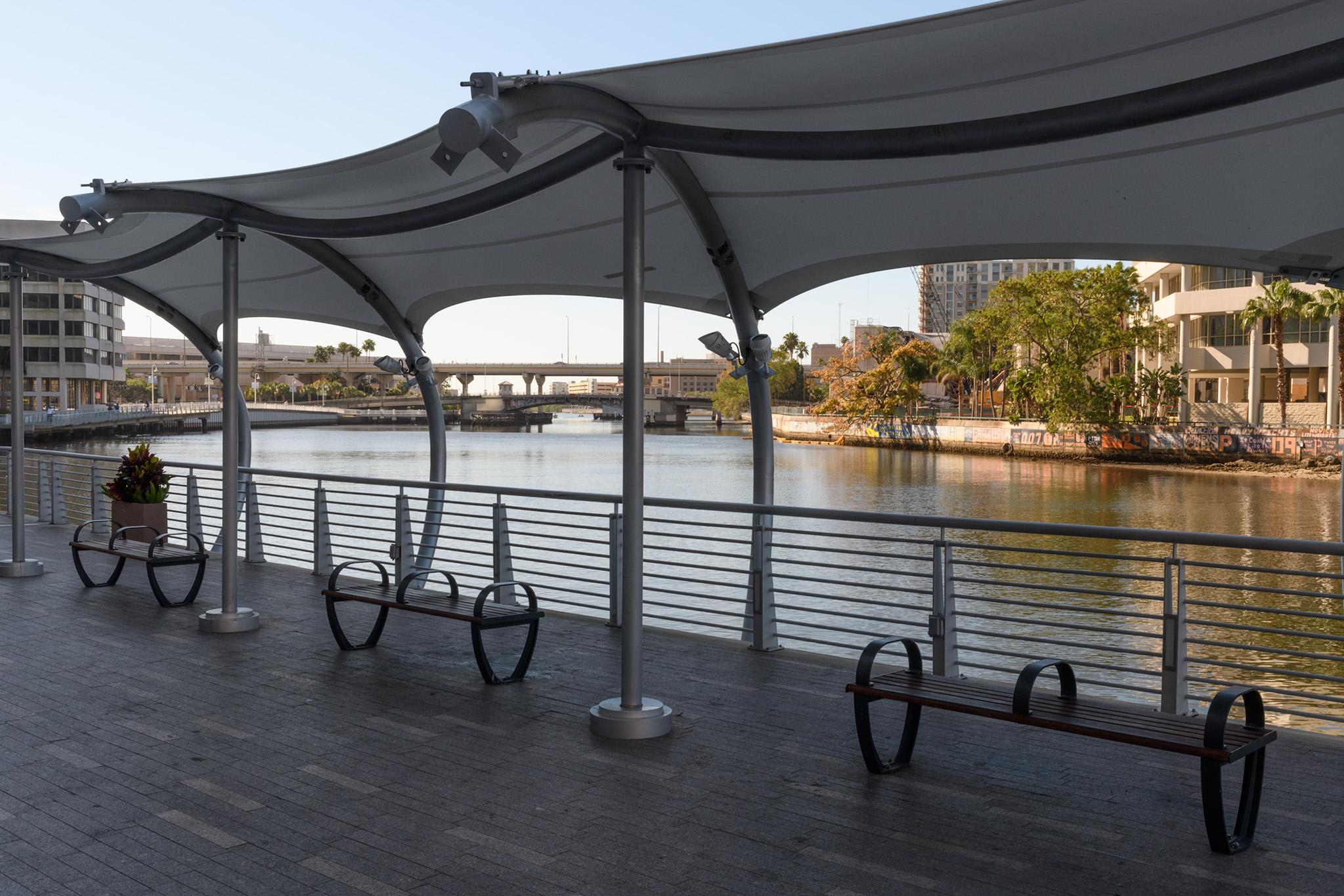 Riverwalk in Tampa