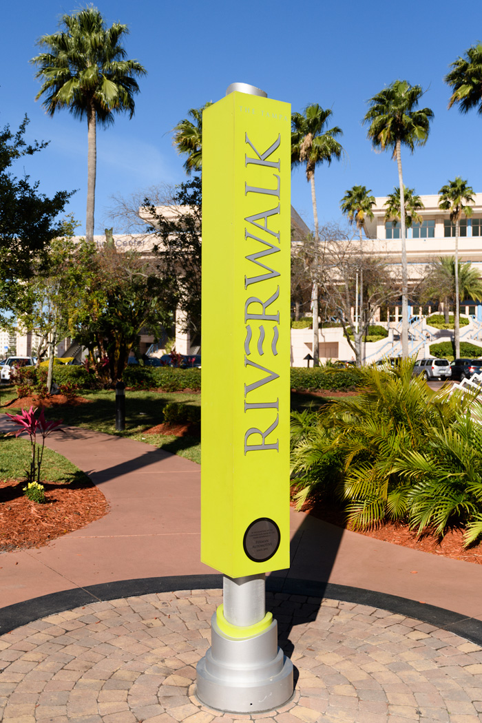 We enjoyed a long walk along the Tampa Riverwalk the day we disembarked and stayed in town overnight for a Broadway style show and dinner. It's a short cab ride or ride hailing service ride from the port
