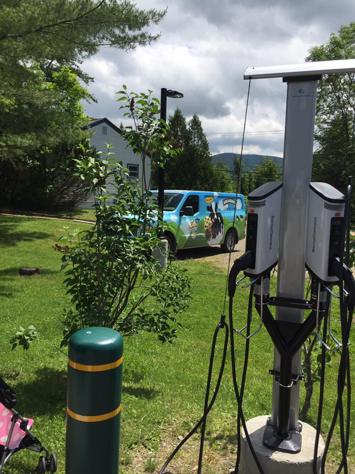 Charging in Vermont