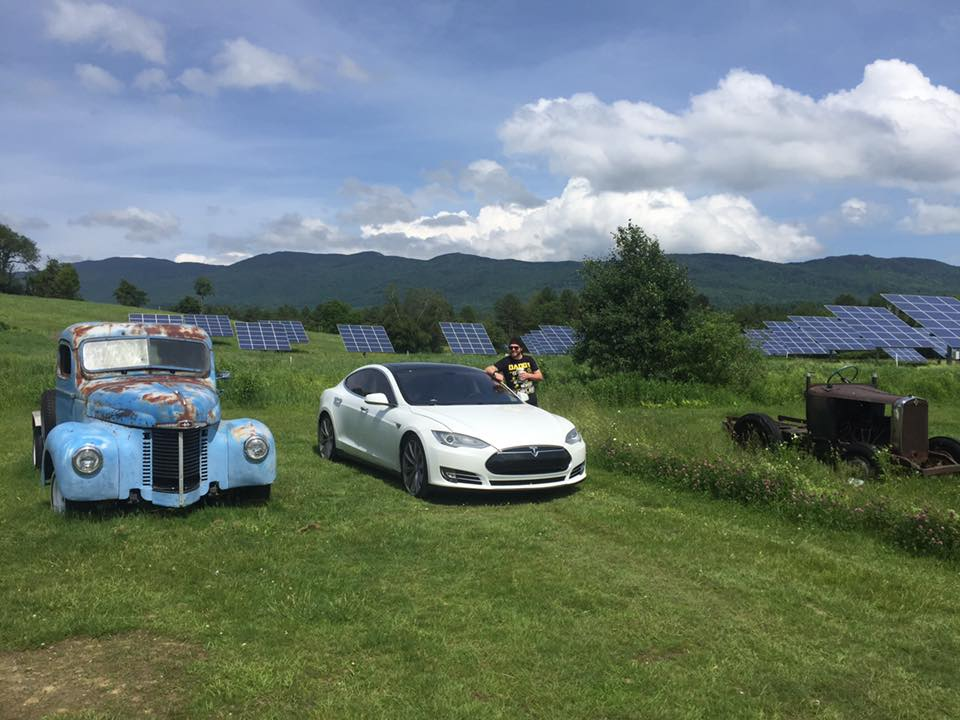 New technology meets old in Vermont