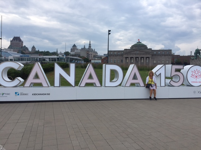Canada is a great place to visit whether you are celebrating 35 years of marriage or Canada's 150 years as a country!