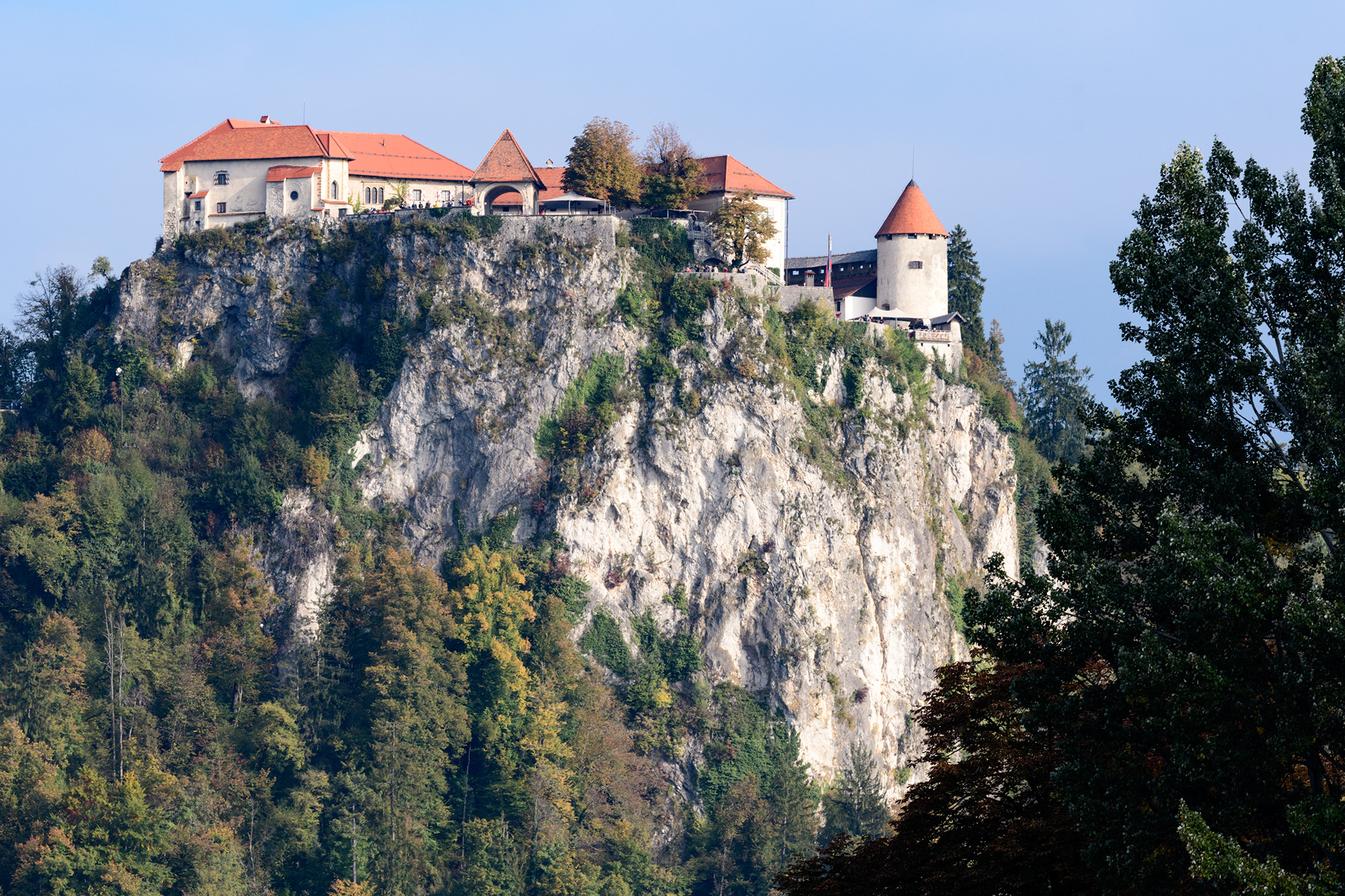 Bled Castle- Click on any photo below to expand