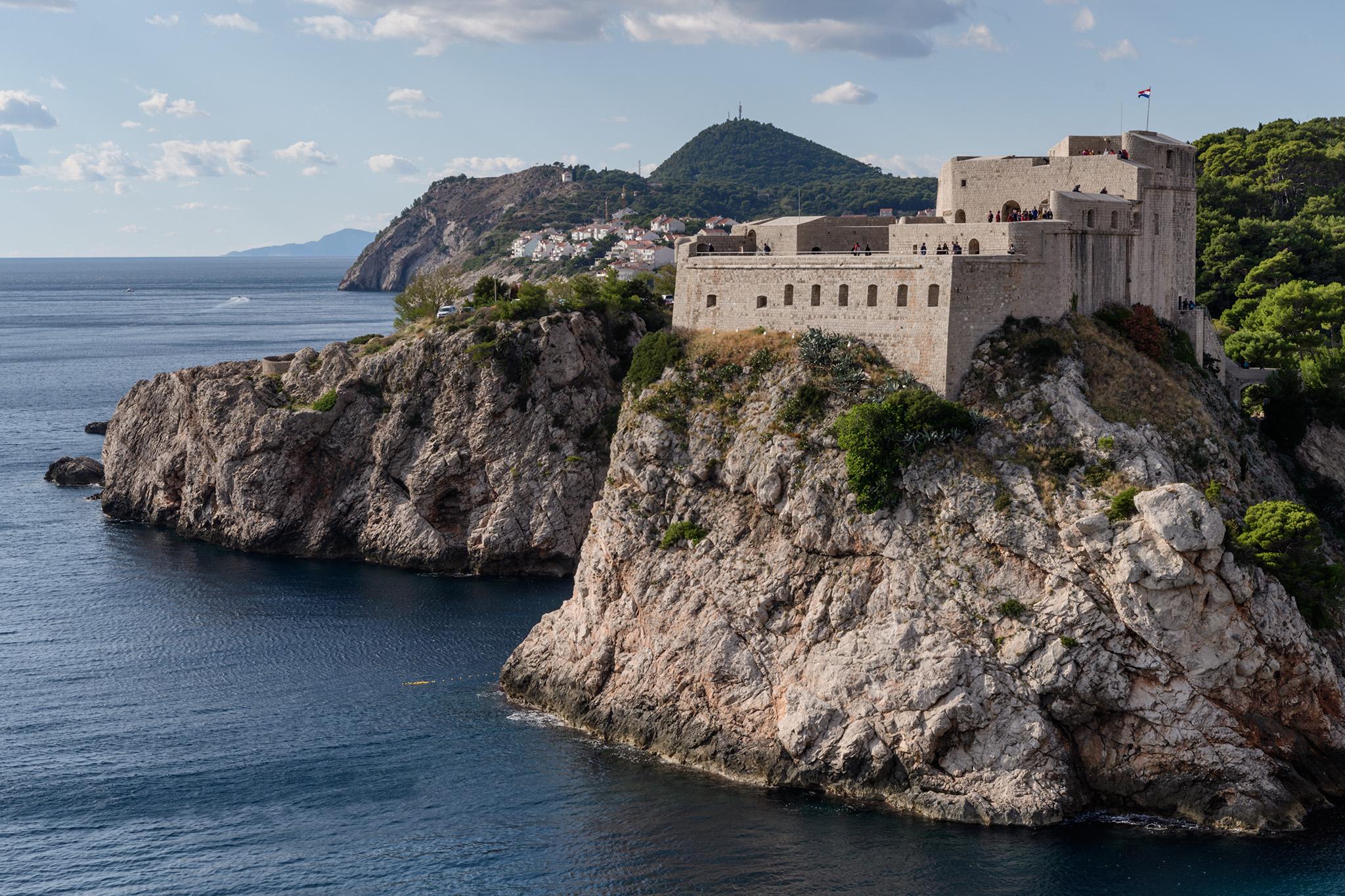 The Fort of St John
