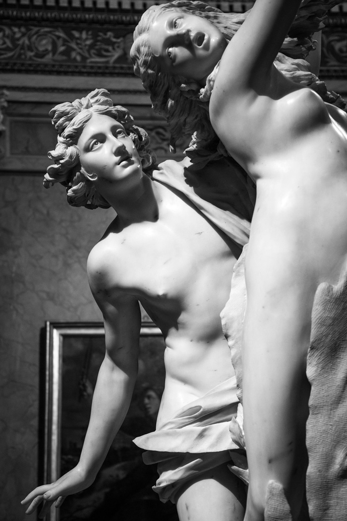 Apollo and Daphne  Bernini