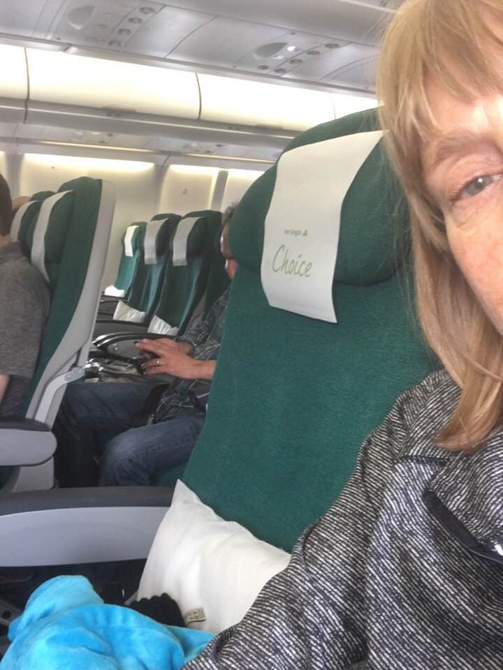 "Checking Seat Guru before booking gave me a ""choice"" to upgrade my seat to a better location on a recent Aer Lingus Flight"