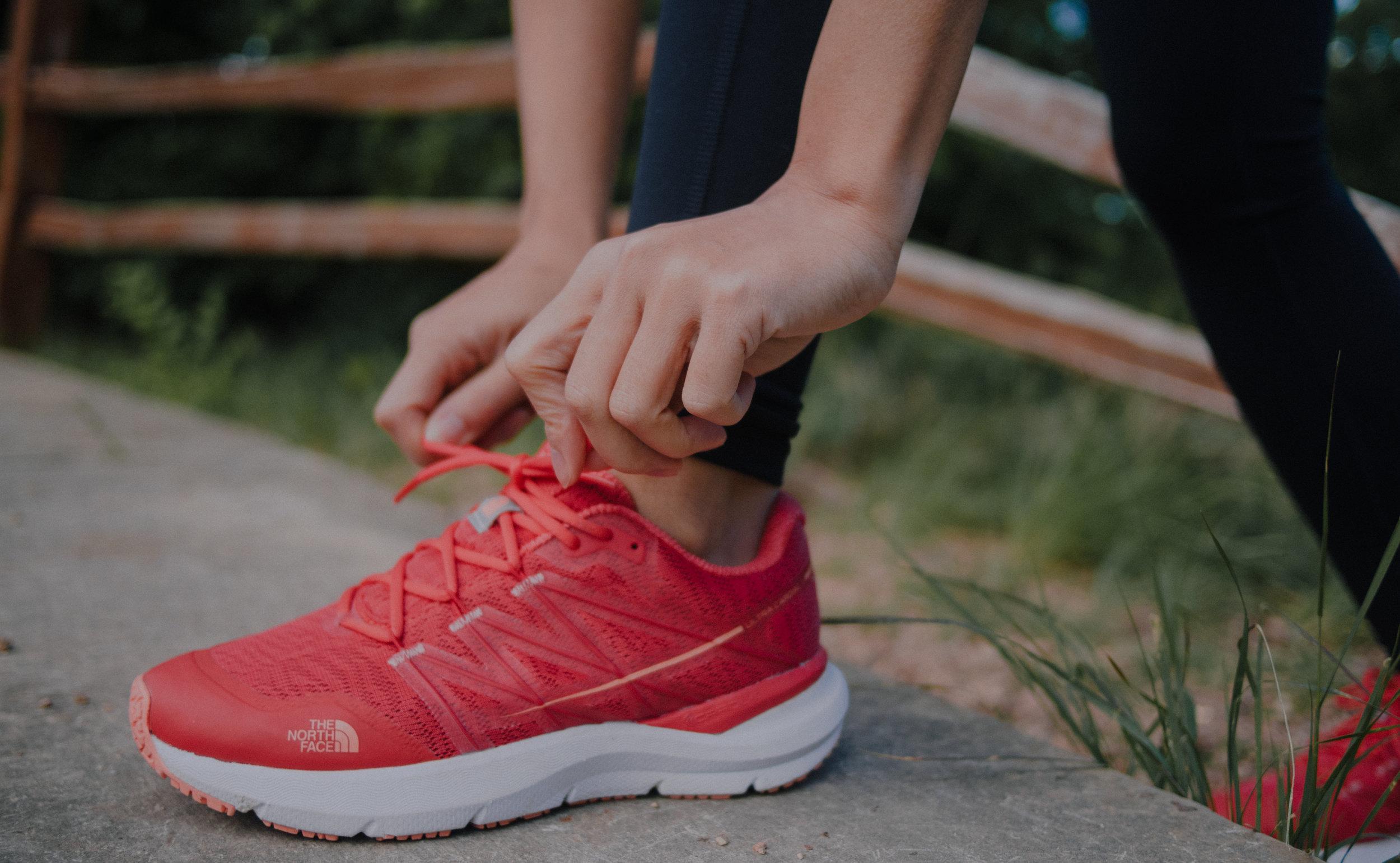 Shoes:  Ultra Cardiac II