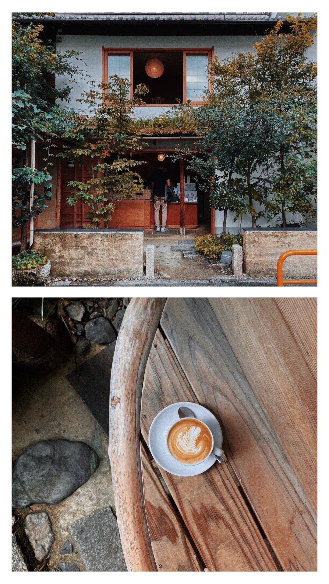 Weekenders Coffee, Kyoto
