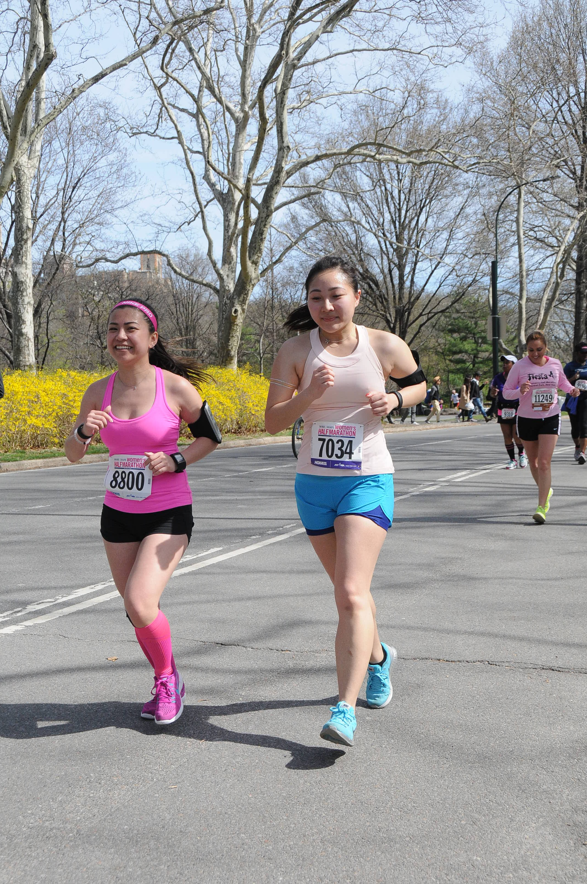 2015 more fitness shape half marathon risa alice