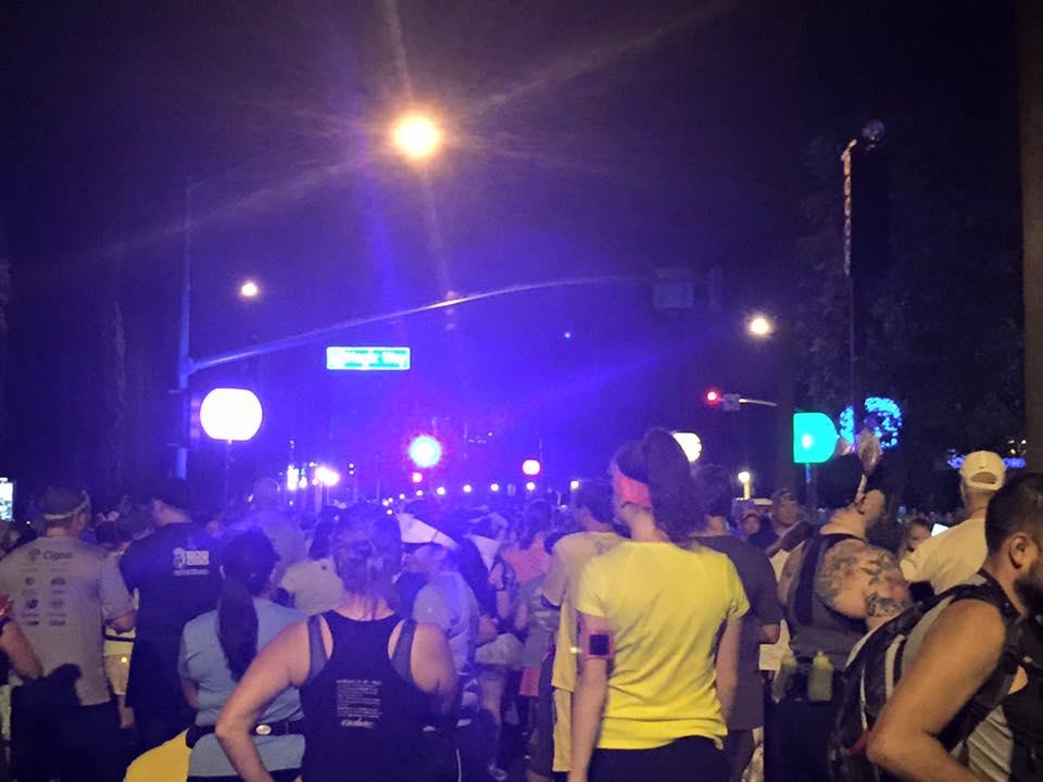 risa xu 2015 disneyland half marathon start corral