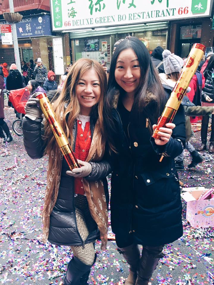 risa xu alice guo chinese new year nyc 2016