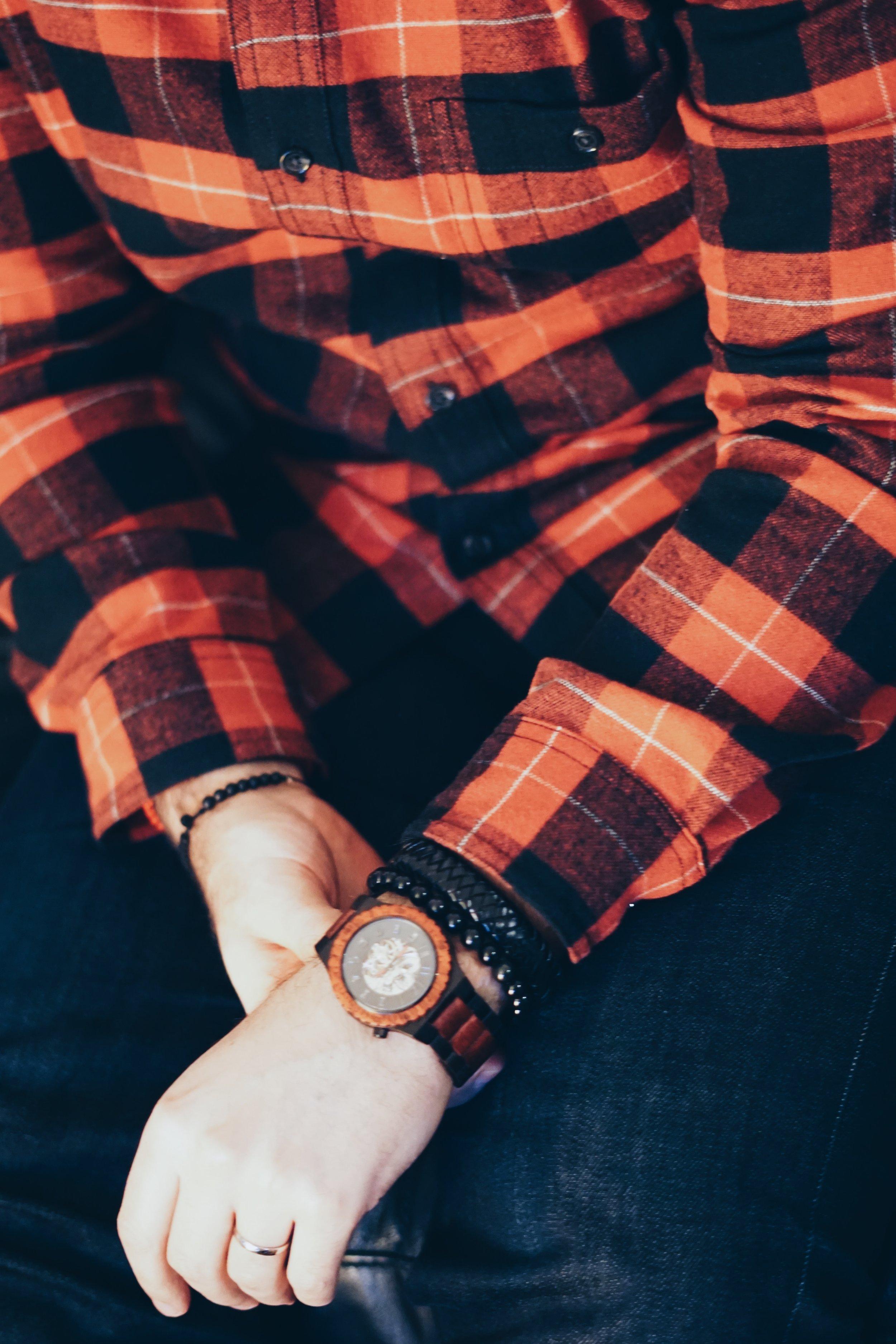 risa xu jord watch wood watch