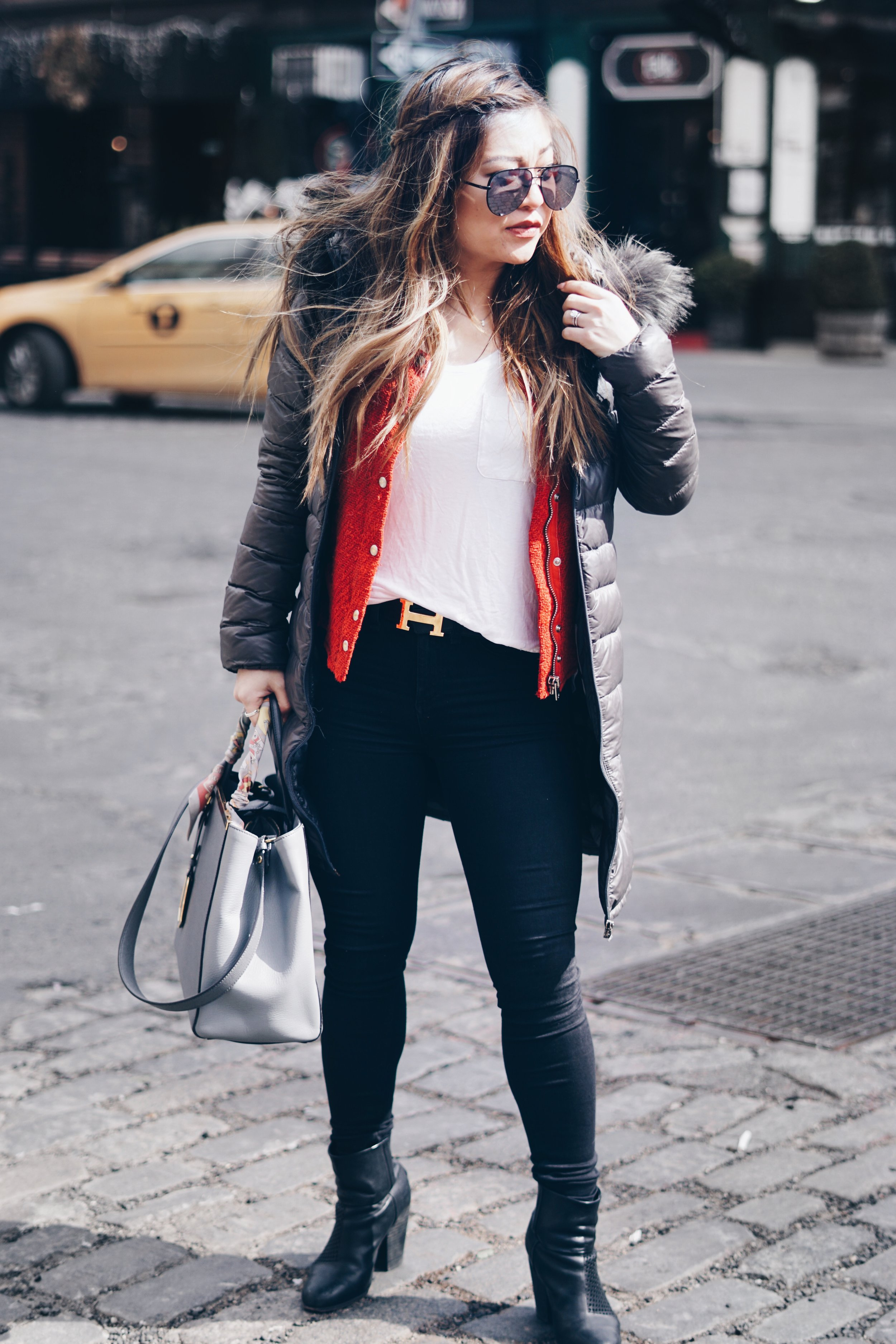 risa xu meatpacking nyc outfit