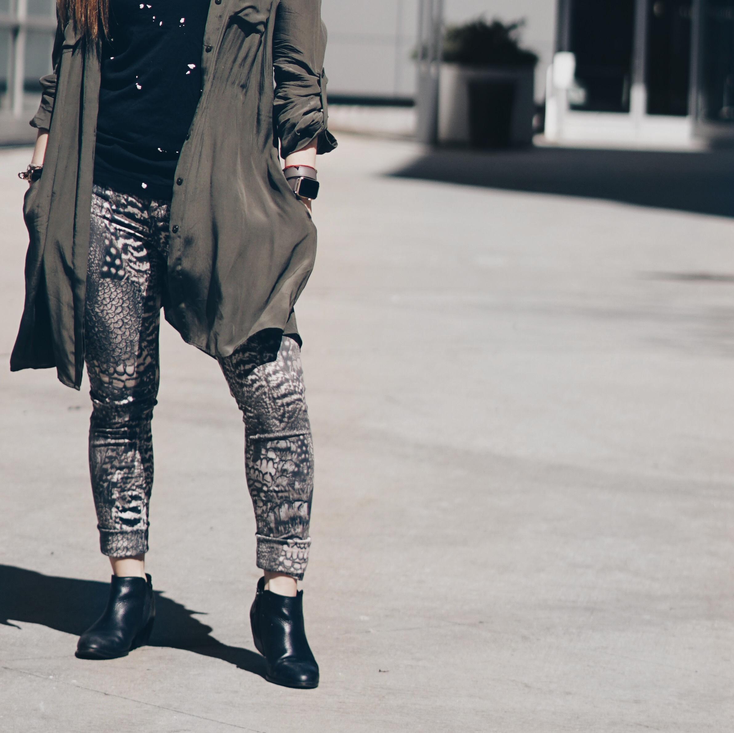 Risa Xu Petite Blogger Outfit