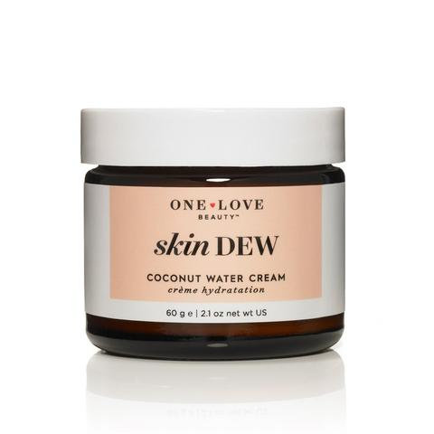 One Love Organics Coconut Water Skin Cream