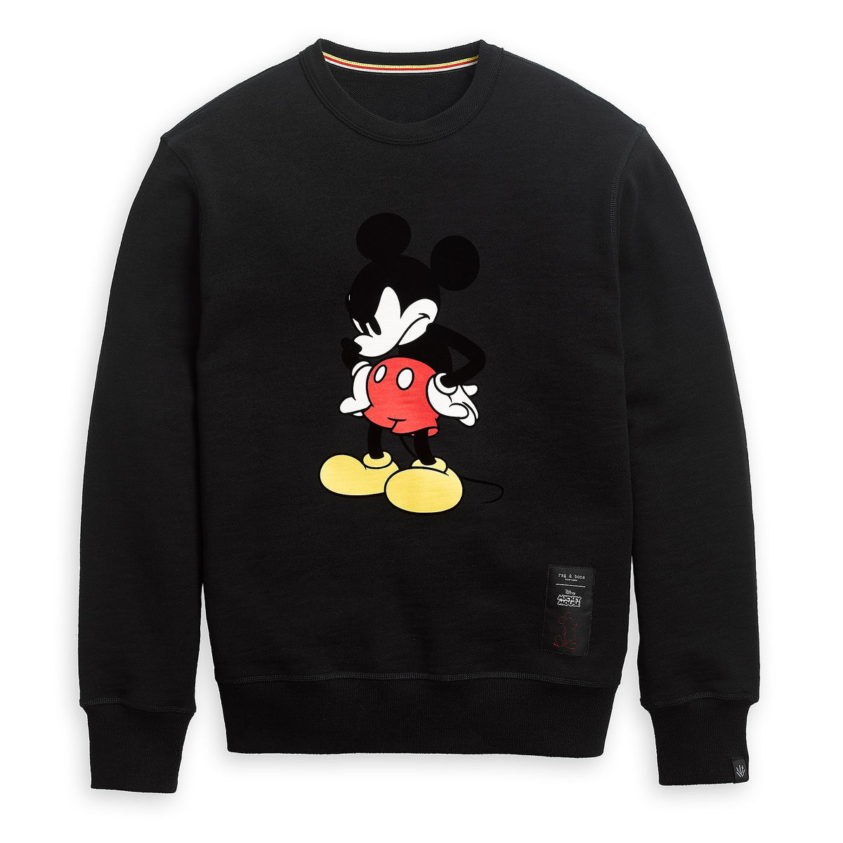 Mickey Mouse Sweatshirt for Adults by rag & bone