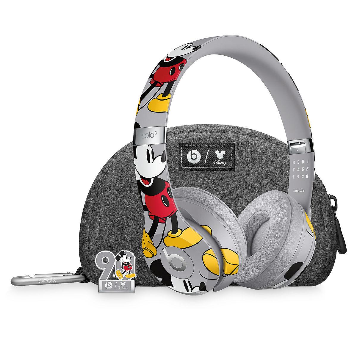Mickey 90 Anniversary Beats Headphones